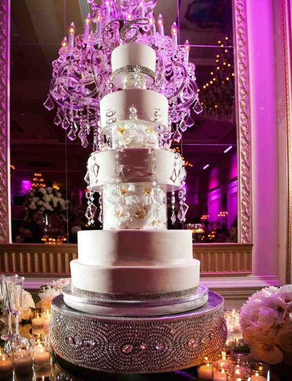 extravagant wedding cake stands top 10 most expensive cakes in the world 2018 52 million 14075
