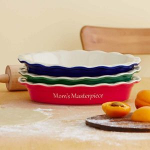 Personalized pie dish 300x300 - Best Mother Gifts for your Mommy