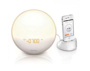 Philips Wake up light with Sunrise Simulation Alarm Clock 300x238 - 15 Best Father Gifts -- Birthday Gifts for Dad