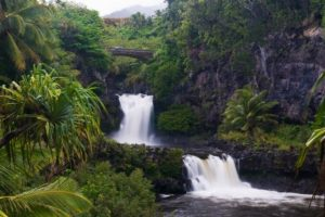 Pools of Oheo Hawaii 300x200 - Best Places for Swimming in the World -- Natural Pools