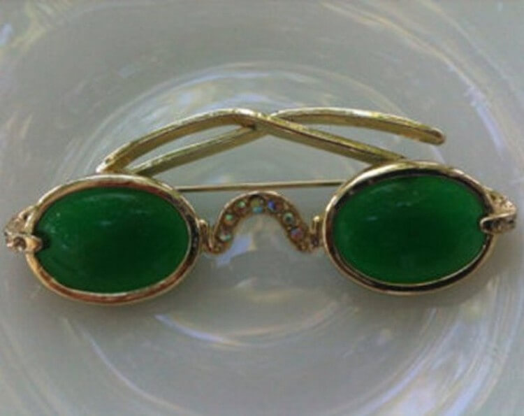 Shiels Jewelers Emerald Sunglasses 200000 - Top 8 Most Expensive Glasses in the World