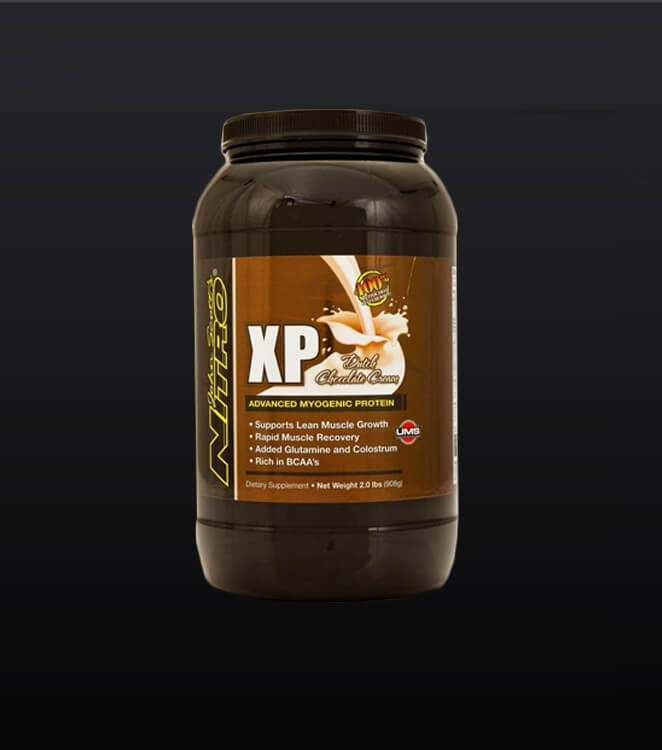 Size by John Scott's Nitro - Most Expensive Protein Powders in the World 2018: Best Proteins for Bodybuilding