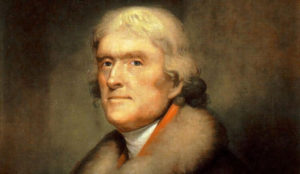 Thomas Jefferson 300x174 - Richest Presidents in the US History of the World