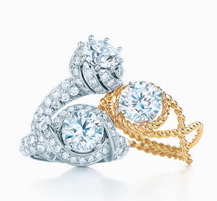 Tiffany Co. - Most Expensive Jewelry Brands in the World: Best Jewelry Brand