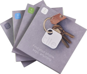 Tile Mate Key Finder. Phone Finder. Anything Finder 300x255 - 15 Best Father Gifts -- Birthday Gifts for Dad