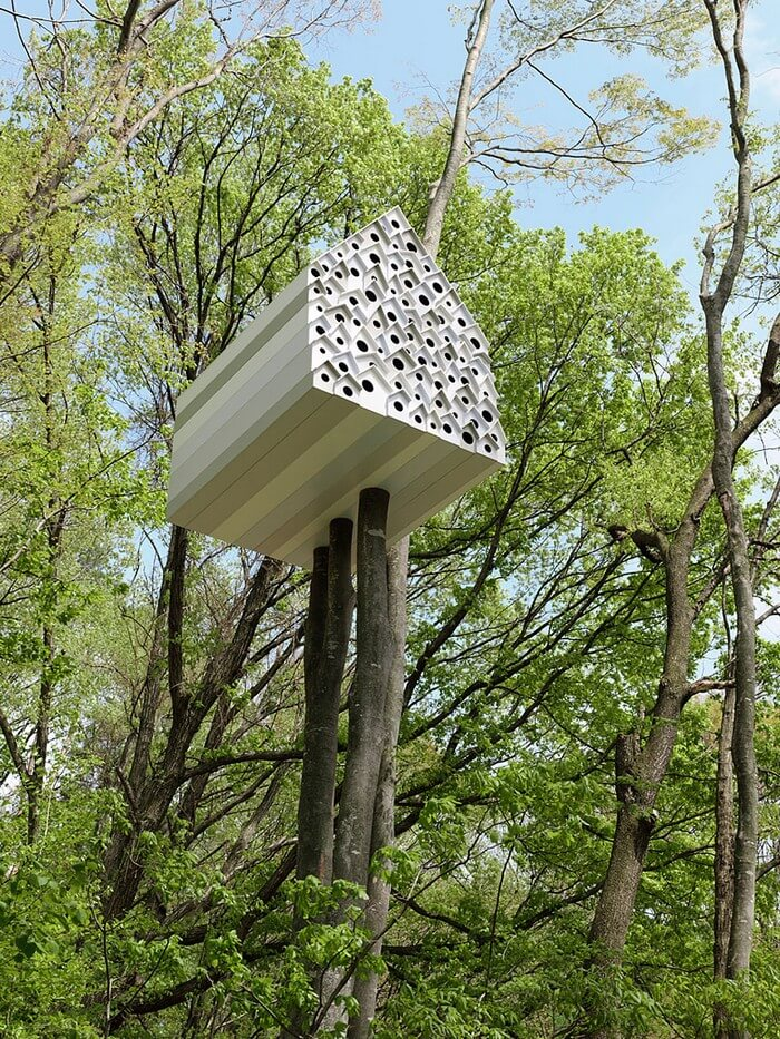 coolest treehouses 13 - Coolest Treehouse in the World for Kids -- Innovative Ideas