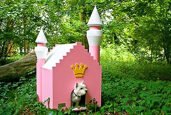 luxury dog houses 1 - Top 10 Luxury Dog Houses in the World