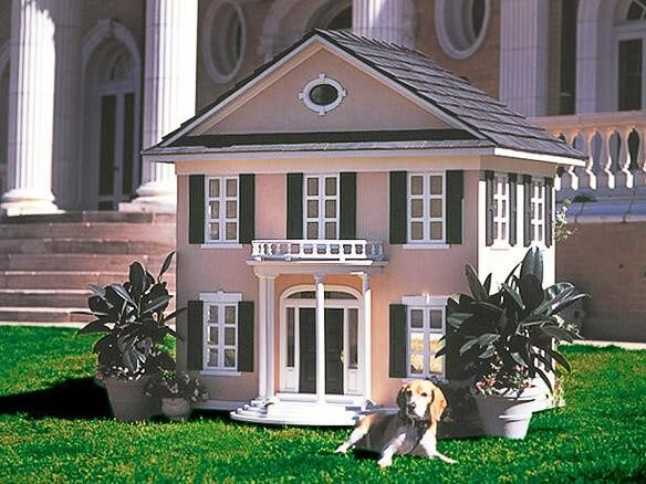 luxury dog houses 10 - Top 10 Luxury Dog Houses in the World
