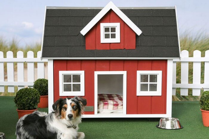 luxury dog houses 2 - Top 10 Luxury Dog Houses in the World