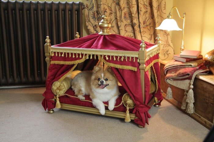 luxury dog houses 4 - Top 10 Luxury Dog Houses in the World