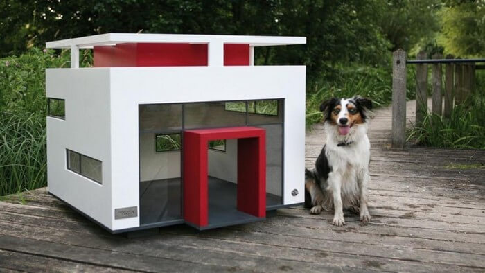 luxury dog houses 8 - Top 10 Luxury Dog Houses in the World