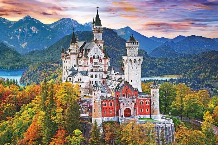 most beautiful castles 2 - 12 Most Beautiful Castles in the World -- Must to Watch