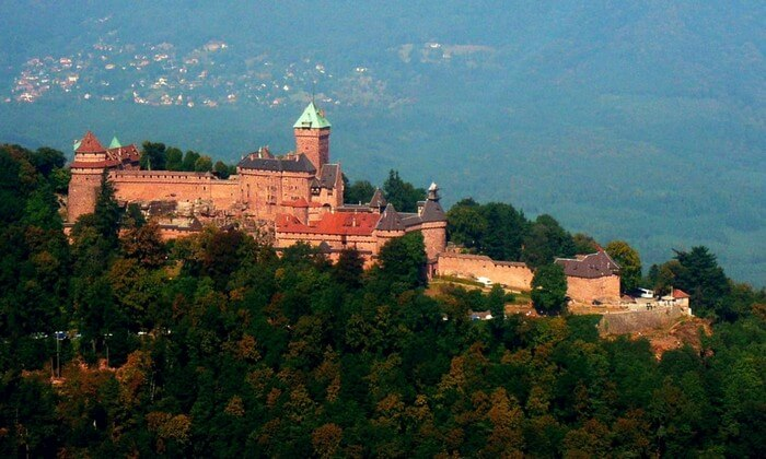 most beautiful castles 9 - 12 Most Beautiful Castles in the World -- Must to Watch