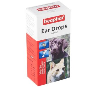 Beaphar Ear Drops for Cats and Dogs 300x300 - Best Dog Ear Cleaner Reviews for Clean Smelly Dog Ear