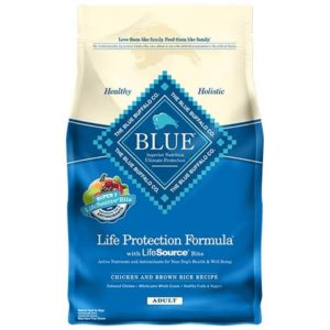Blue Buffalo Life Protection Dry Puppy Food 300x300 - Best Puppy Food  - Complete Guide For Large Breeds