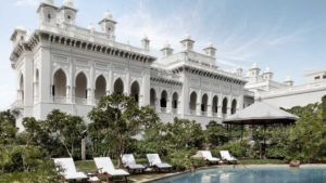 Falaknuma Palace Hyderabad India 300x169 - Largest Palaces in the World : Largest Residential Palaces