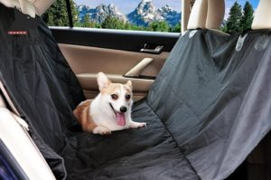 FitPetX Deluxe Waterproof Pet Seat Cover for Cars and SUV's 300x199 - Best Dog Car Seat Covers -- Complete Guide to Dog Car Seat