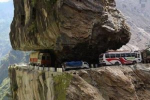 Karakoram Highway – Pakistan 300x200 - 12+ Top Most Dangerous Roads in the World
