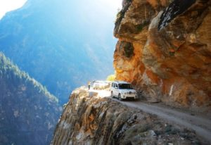 Keylong Kishtwar Road – India 300x206 - 12+ Top Most Dangerous Roads in the World