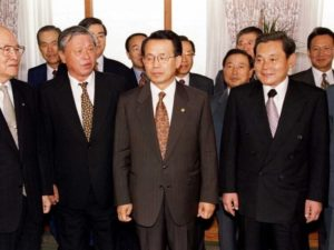 Lee Byung Chull 300x225 - Top 15 Richest Families in the World 2020 Richest Families in History