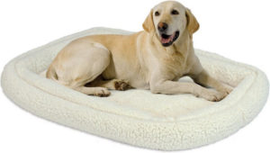 Midwest Quiet Time Pet Bed 300x170 - Best Dog Beds -- Complete Guide to Best Selling Dog Beds