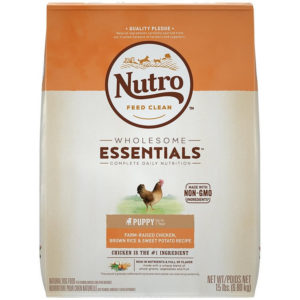 Nutro Wholesome Essentials Puppy Dry Food 300x300 - Best Puppy Food  - Complete Guide For Large Breeds