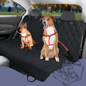 Plush Paws Pet Seat Cover 300x300 - Best Dog Car Seat Covers -- Complete Guide to Dog Car Seat