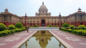 Rashtrapati Bhavan New Delhi India 300x168 - Largest Palaces in the World : Largest Residential Palaces