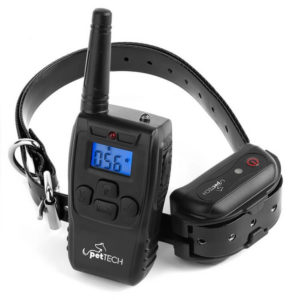 Remote Control Dog Shock Collar by PetTech 292x300 - Best Dog Shock Collar - Complete Guide for Best Dog Collar