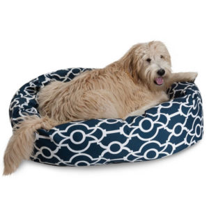 Sherpa Bagel Dog Bed 300x300 - Best Dog Beds -- Complete Guide to Best Selling Dog Beds
