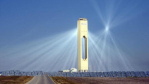 Solar Towers 300x169 - Best Green Technologies that Can Save Our Earth