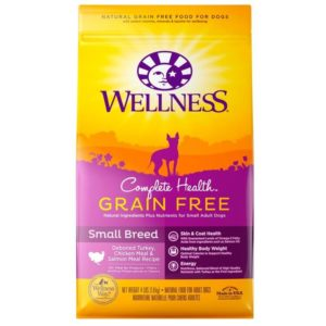 Wellness Complete Health Natural Dry Small Breed Puppy Food 300x300 - Best Puppy Food  - Complete Guide For Large Breeds
