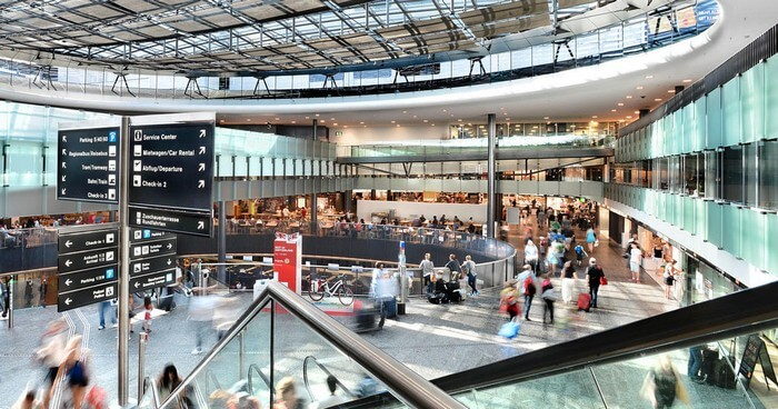best airports 10 - Top 10 Best Airports in the World