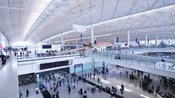 best airports 4 - Top 10 Best Airports in the World