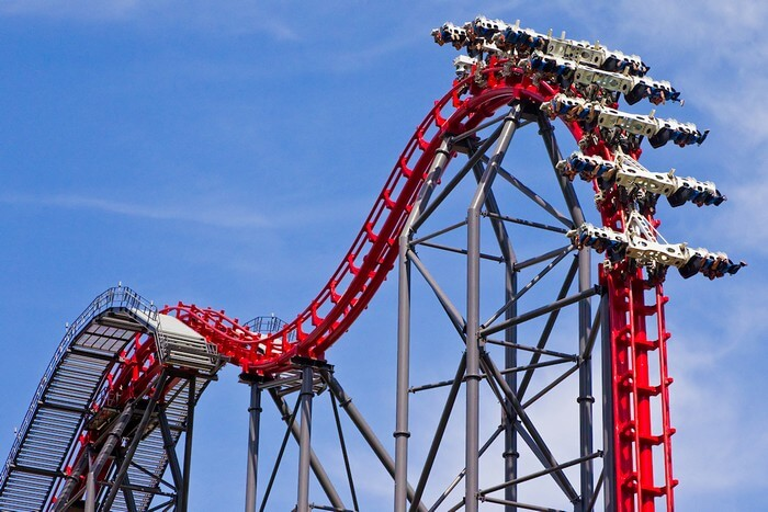 best roller coasters 2 - Top 10 Best Roller Coasters in the World 2020
