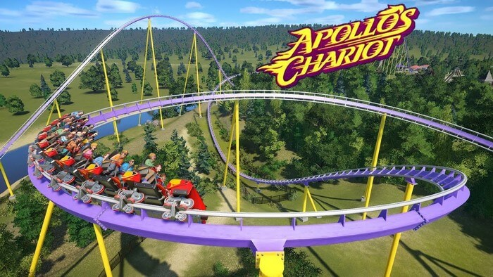 best roller coasters 3 - Top 10 Best Roller Coasters in the World 2020