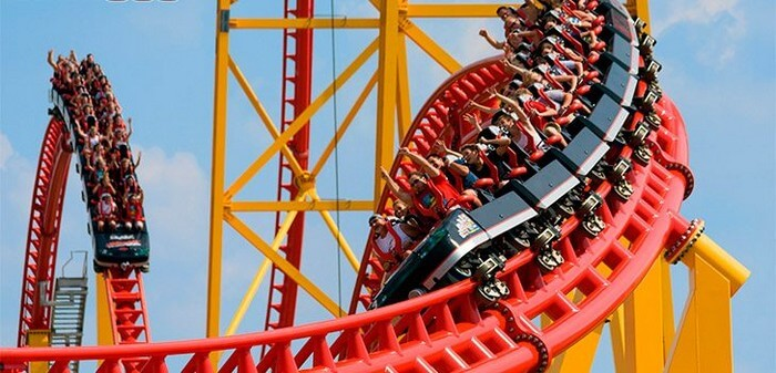 best roller coasters 5 - Top 10 Best Roller Coasters in the World 2020
