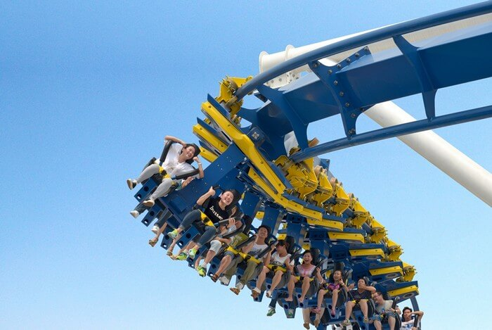 best roller coasters 6 - Top 10 Best Roller Coasters in the World 2020