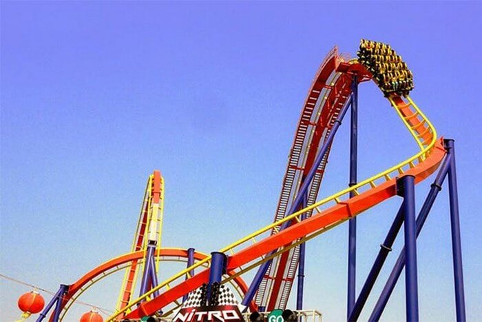 best roller coasters 7 - Top 10 Best Roller Coasters in the World 2020