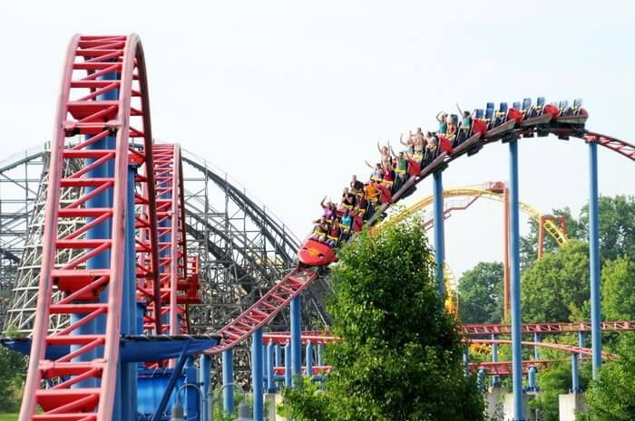 best roller coasters 8 - Top 10 Best Roller Coasters in the World 2020