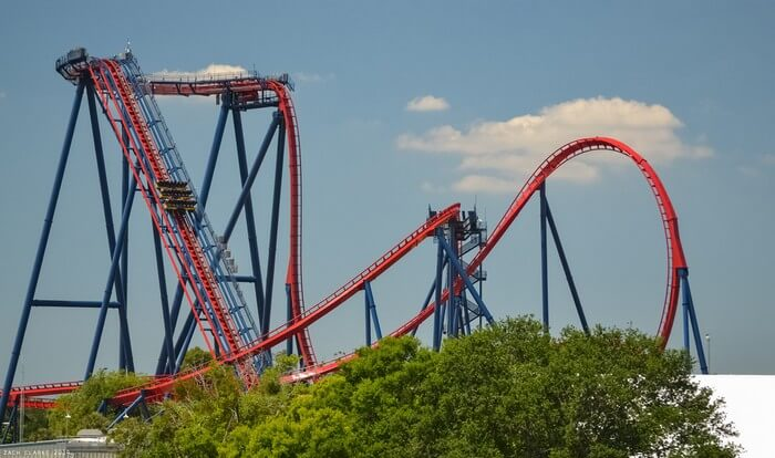 best roller coasters 9 - Top 10 Best Roller Coasters in the World 2020