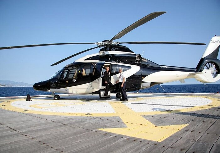 luxurious helicopters 3 - Top 10 Luxurious Helicopters in the World