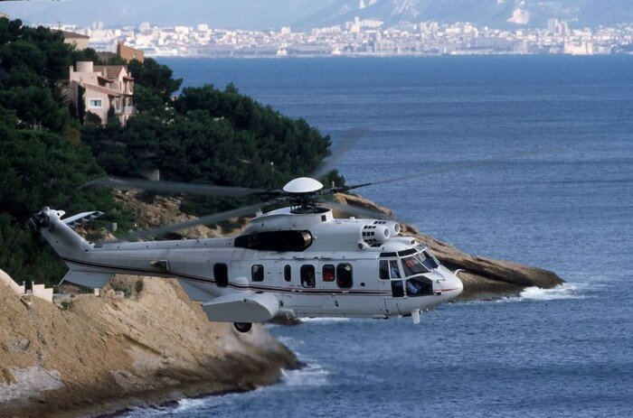 luxurious helicopters 5 - Top 10 Luxurious Helicopters in the World