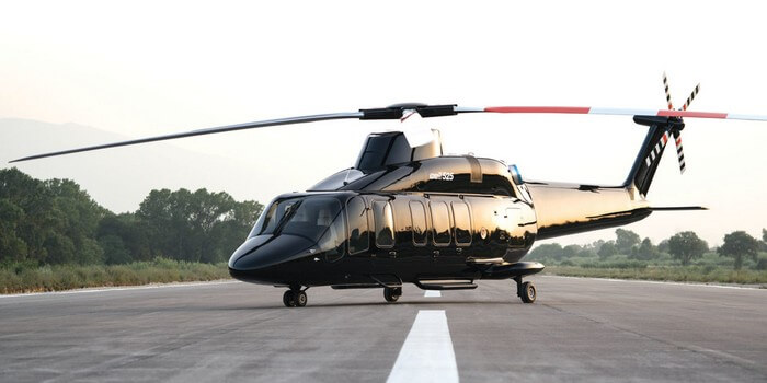 luxurious helicopters 6 - Top 10 Luxurious Helicopters in the World