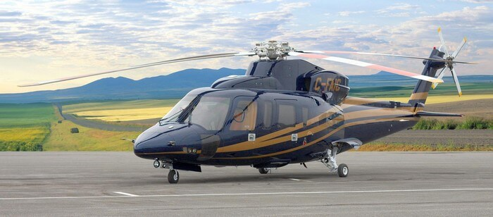 luxurious helicopters 9 - Top 10 Luxurious Helicopters in the World