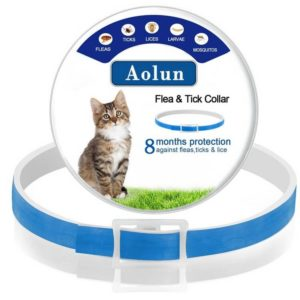 ABIsedrin 300x300 - Complete Guide for Best Flea Collar for Cats