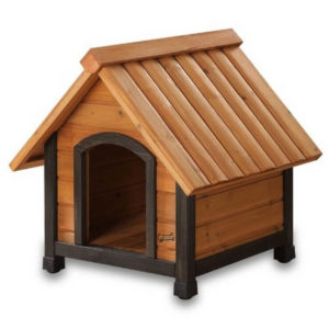 Art Frame Dog House with Dark Frame 300x300 - Best Dog Houses for Labrador -- A Complete Guide
