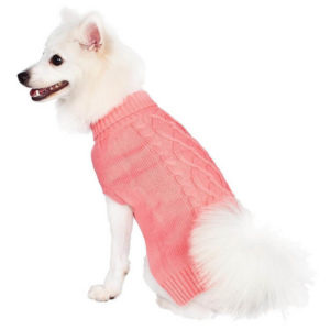 Blueberry Pet Classic Knit Dog Sweater 300x300 - Best Dog Sweaters - Complete Guide for Large Dog Sweaters