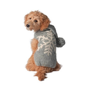 Chilly Dog Grey Cable Sweater 300x300 - Best Dog Sweaters - Complete Guide for Large Dog Sweaters