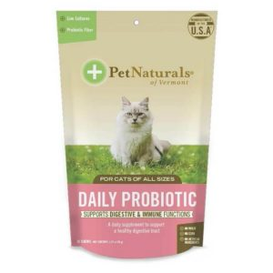 Daily Probiotic Chew 300x300 - Liquid Vitamins for Cats - Full Guide for the Best Cat Vitamins